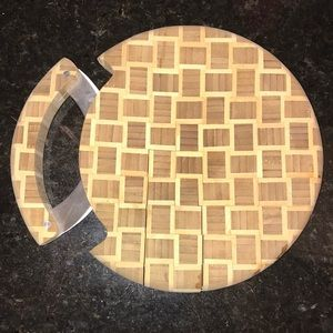 Dicing Wooden Cutting Board